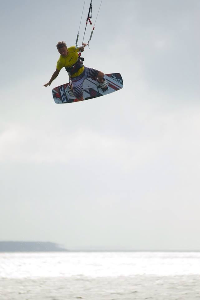 Mira Ptacek Epic Kites Kiteboarding