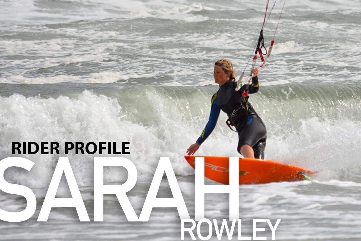 Rider Profile - Sarah Rowley