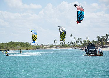 Brazil Kiteboarding 2016