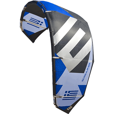 5G Screamer Greek 12 LTD Kite