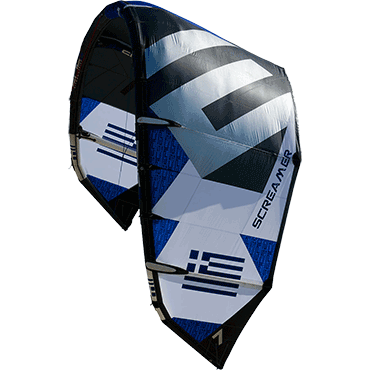 5G Screamer Greek 7 LTD Kite