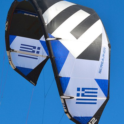 5G Screamer Greek 14 LTD Kite