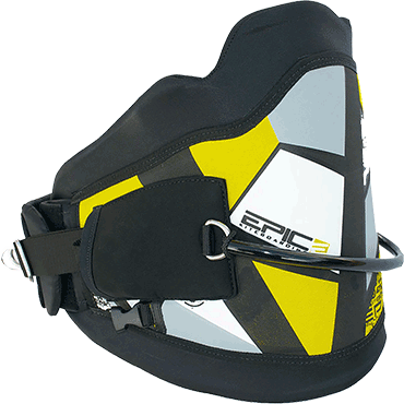 EPIC HARNESS YELLOW
