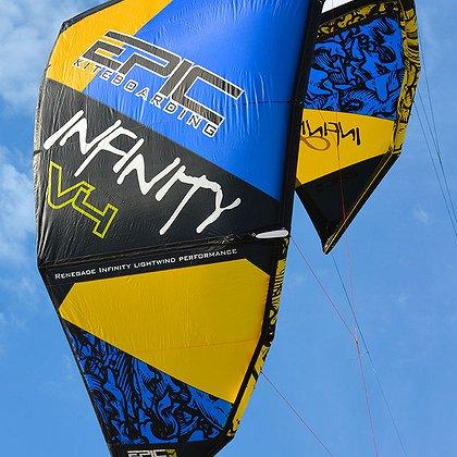 5G Renegade Infinity V4 Kite
