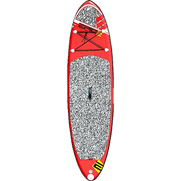 "INFLATABLE STAND UP PADDLEBOARDS (SUP) 10'0"" (RED)"