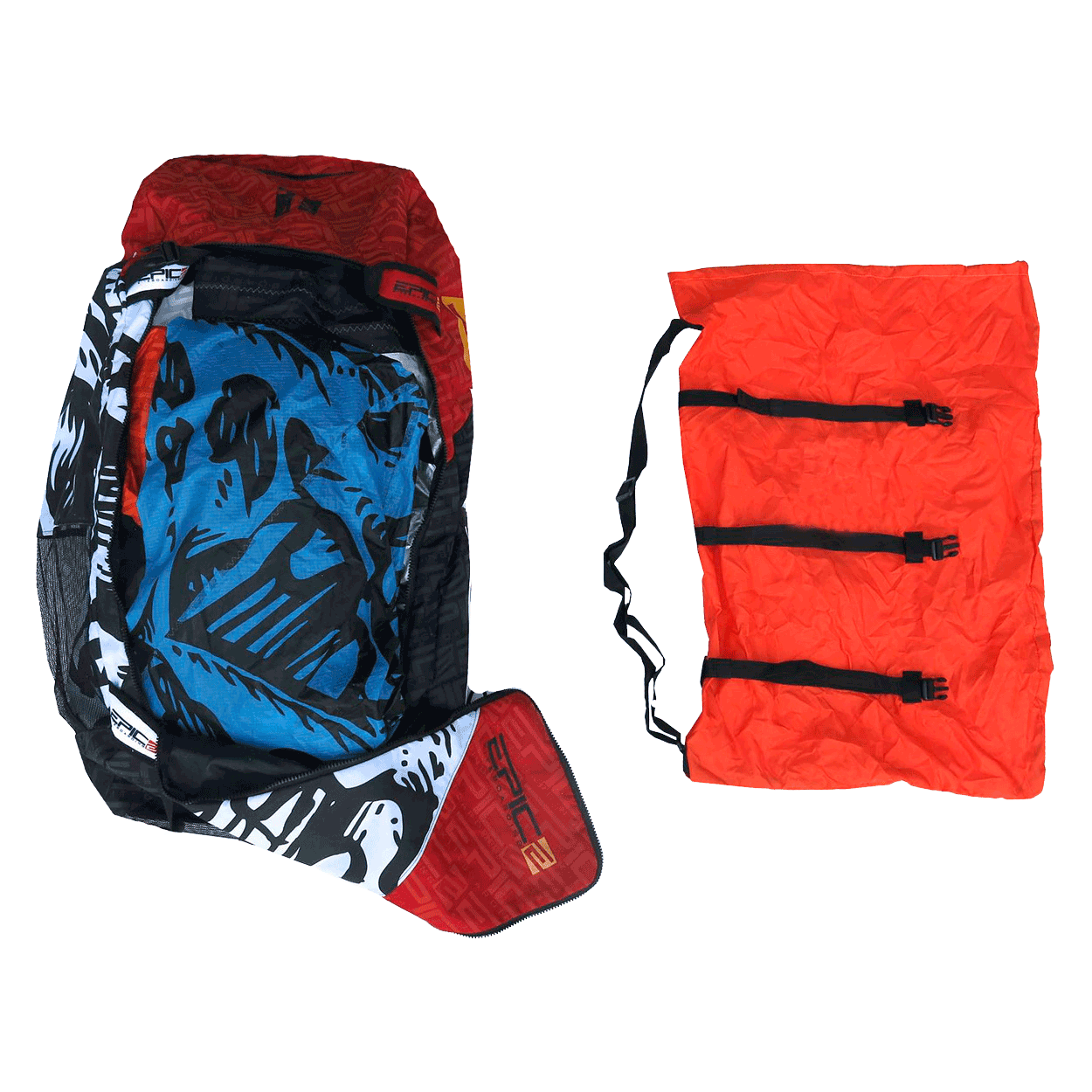 EPIC COMPRESSION BAG WITH KITE