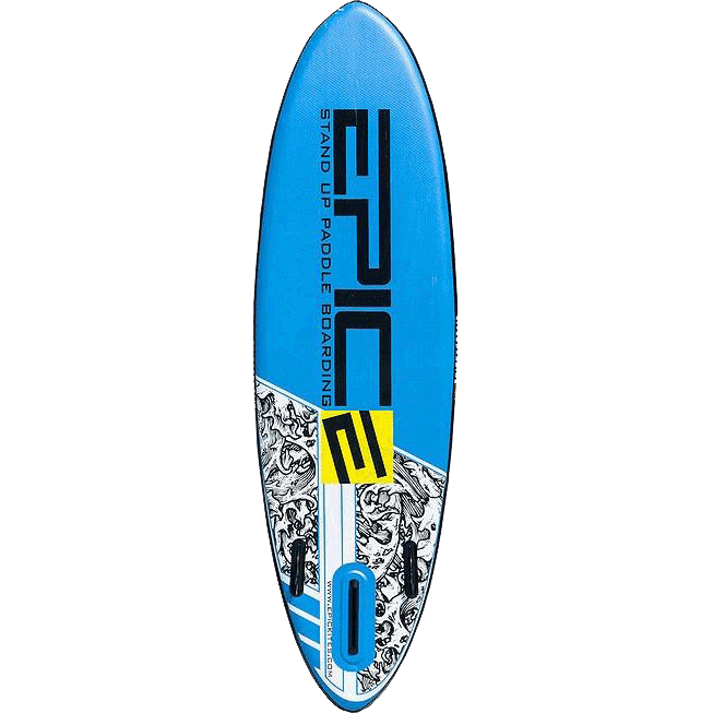 "Inflatable Stand Up Paddleboards (SUP) 9'0"" (BLUE) Bottom"