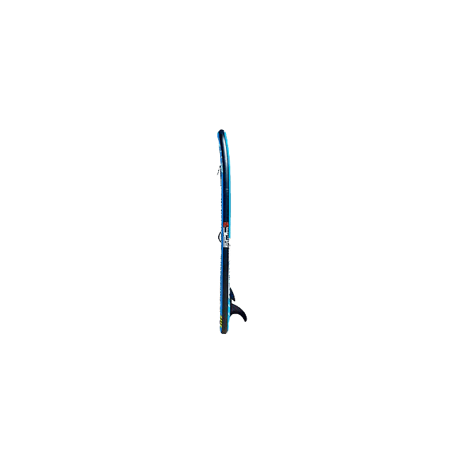 "Inflatable Stand Up Paddleboards (SUP) 9'0"" (BLUE) Side"