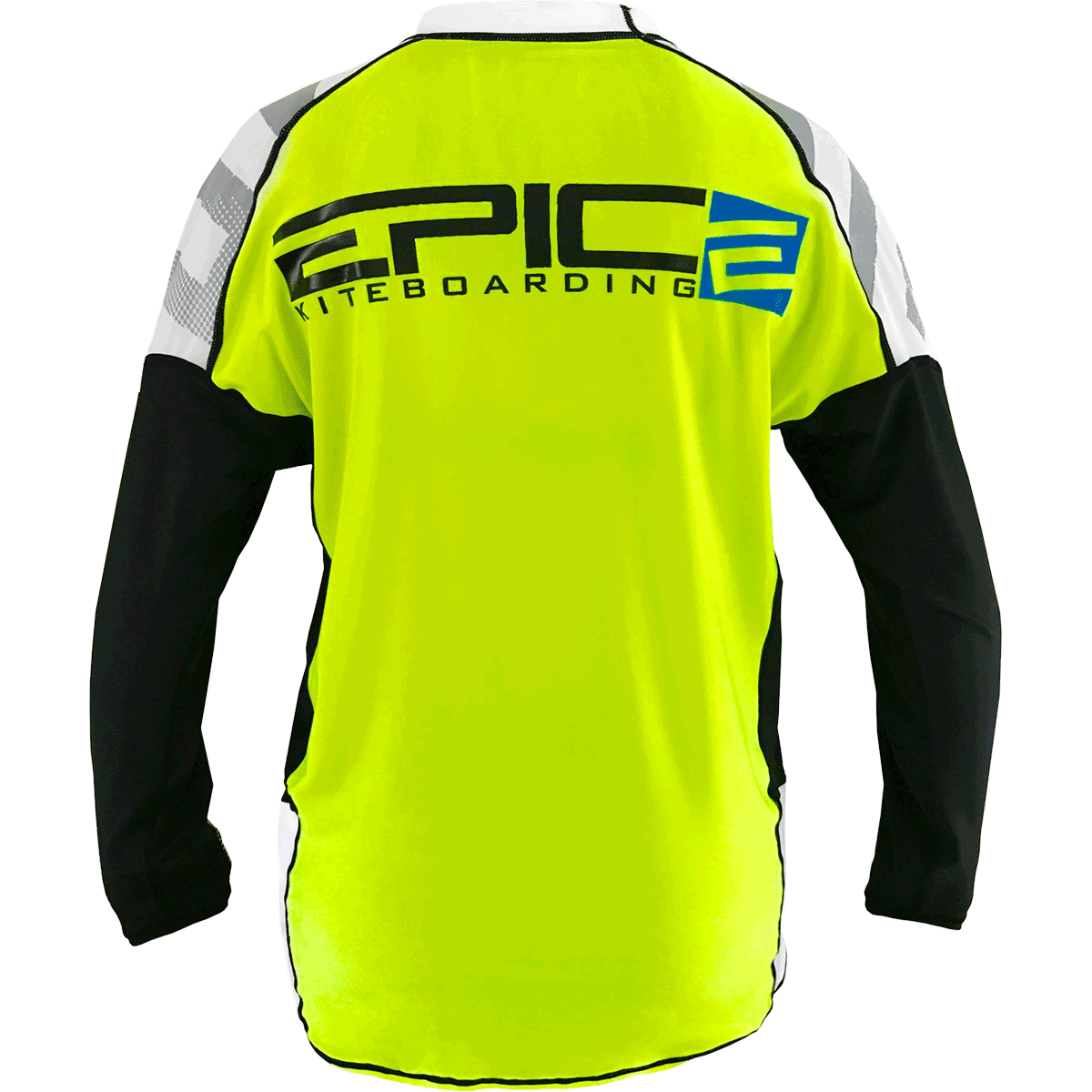 LONG SLEEVE RASH GUARD BACK