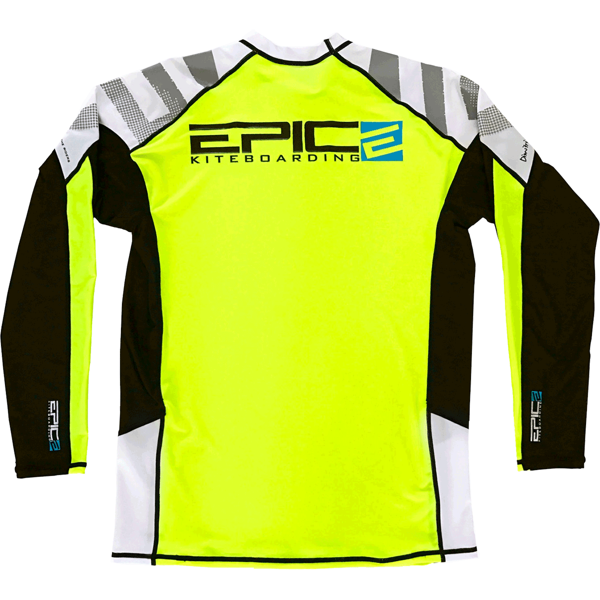 LONG SLEEVE RASH GUARD FRONT
