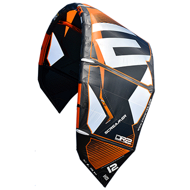 Screamer 6G Orange Black