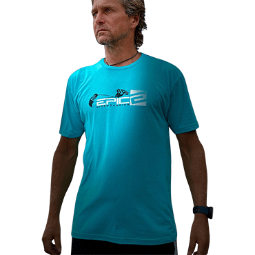 Blue Epic Kites T-Shirt