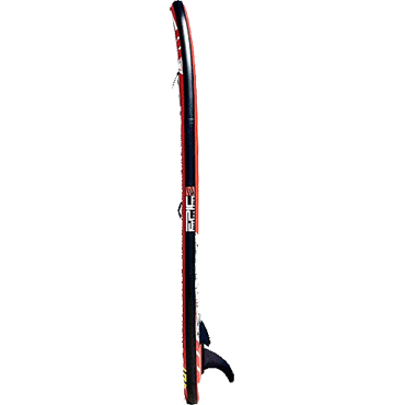 """Inflatable Stand Up Paddleboards (SUP) 10'0"""" (RED) Side"""