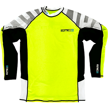 LONG SLEEVE RASH GUARD SLEEVES
