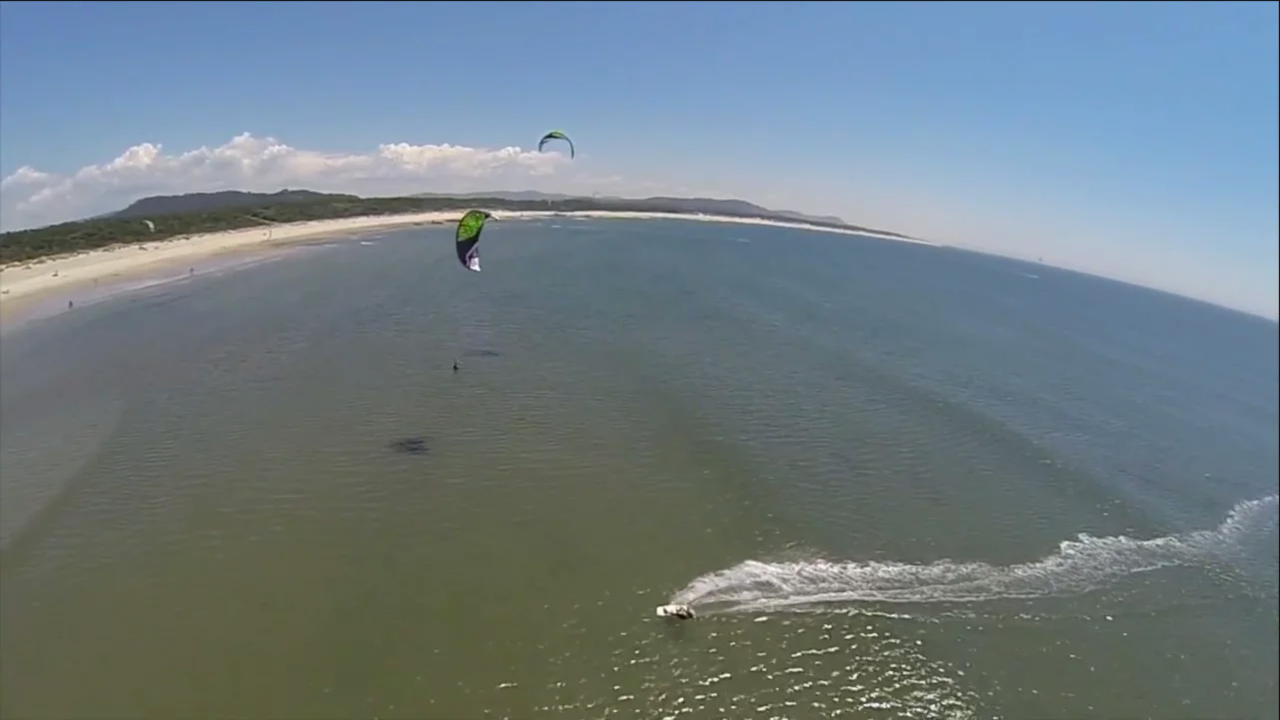 A check in with U.K.'s Blast Kiteboarding