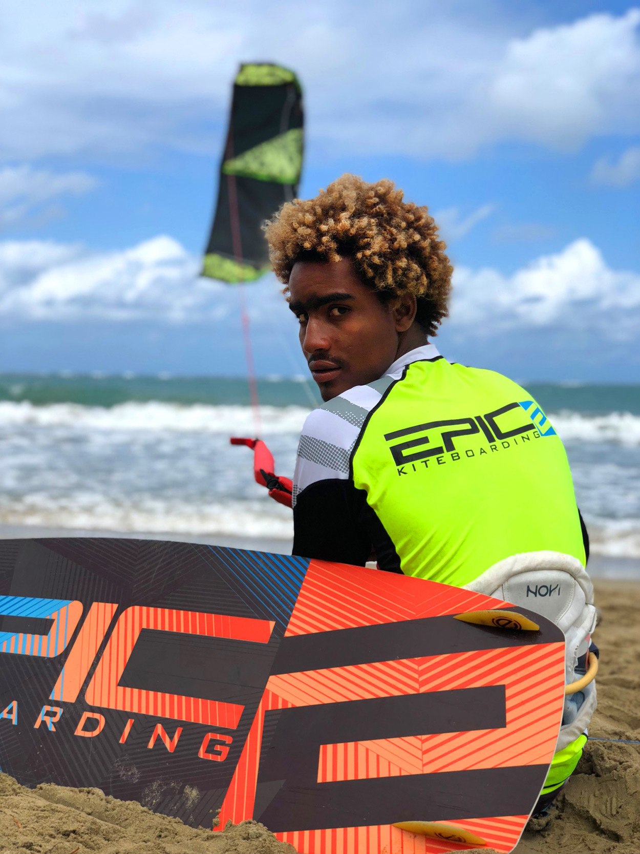Edinson Martinez - Featured rider