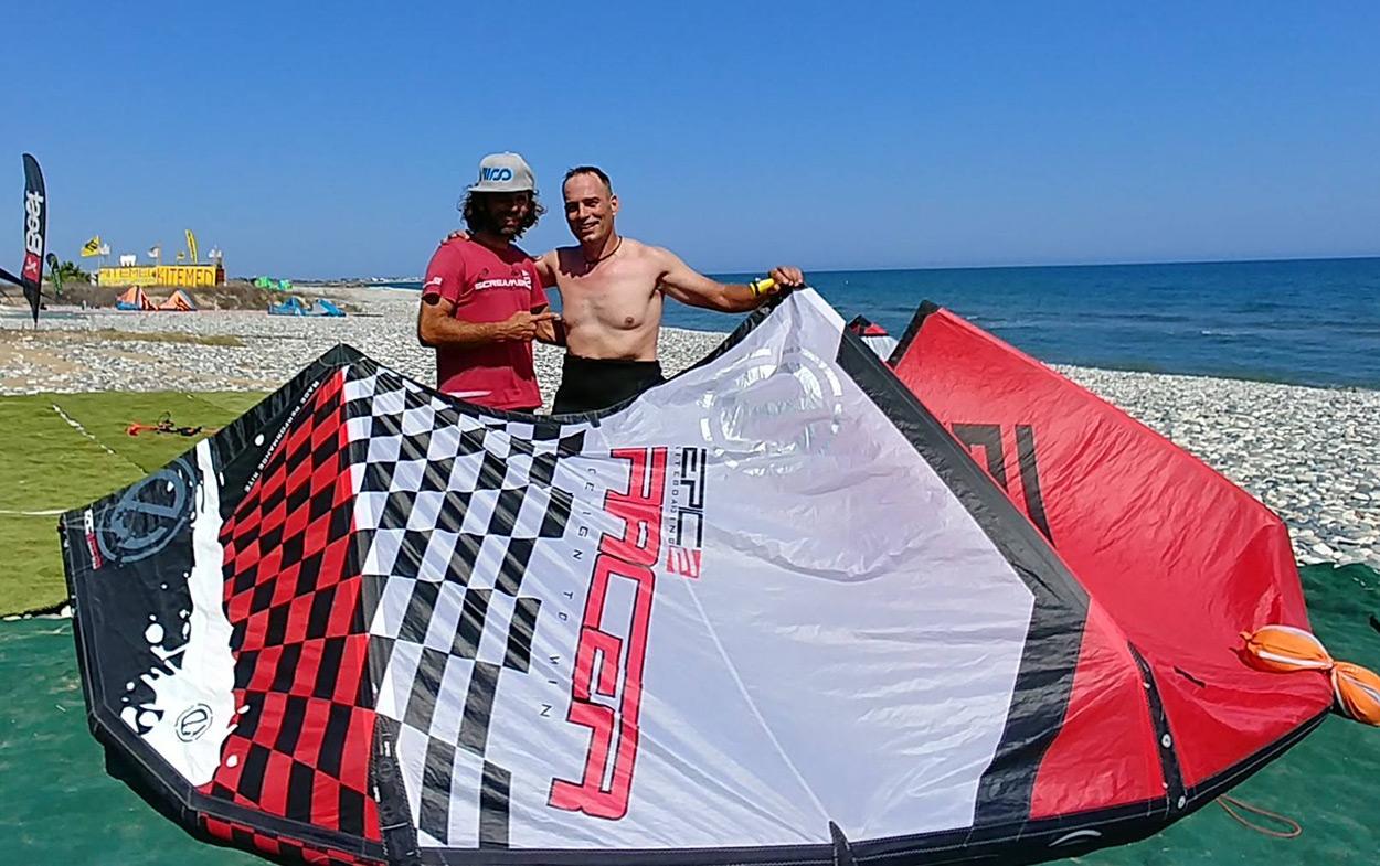 Avramakos Vagelis Foil Race