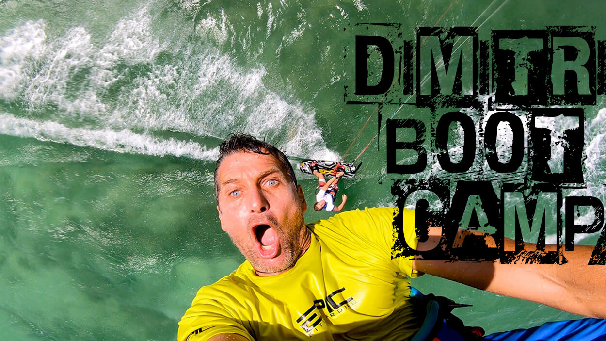 The Dimitri Boot Camp wants YOU!