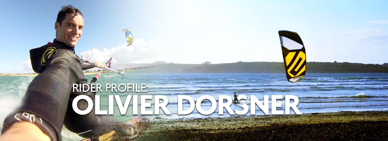 Rider profile: Olivier Dorsner