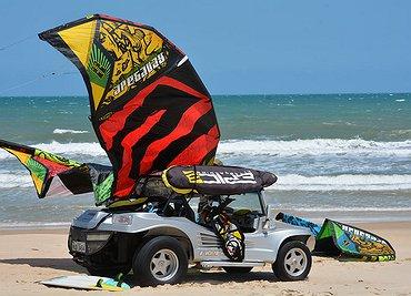 Brazil Kiteboarding 2015