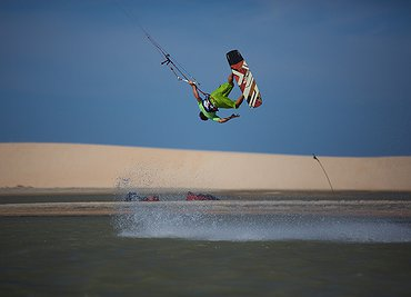 Brazil Kiteboarding World Cup 2017