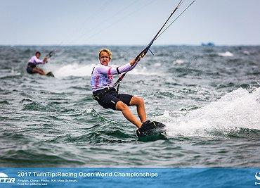 China Kiteboarding 2017