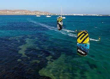Greece Kiteboarding 2016