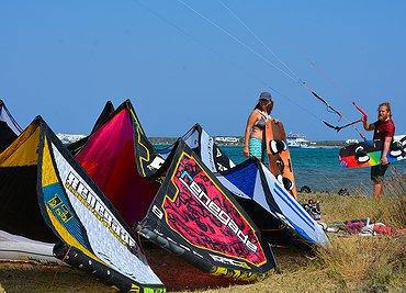 Greece Kiteboarding 2017