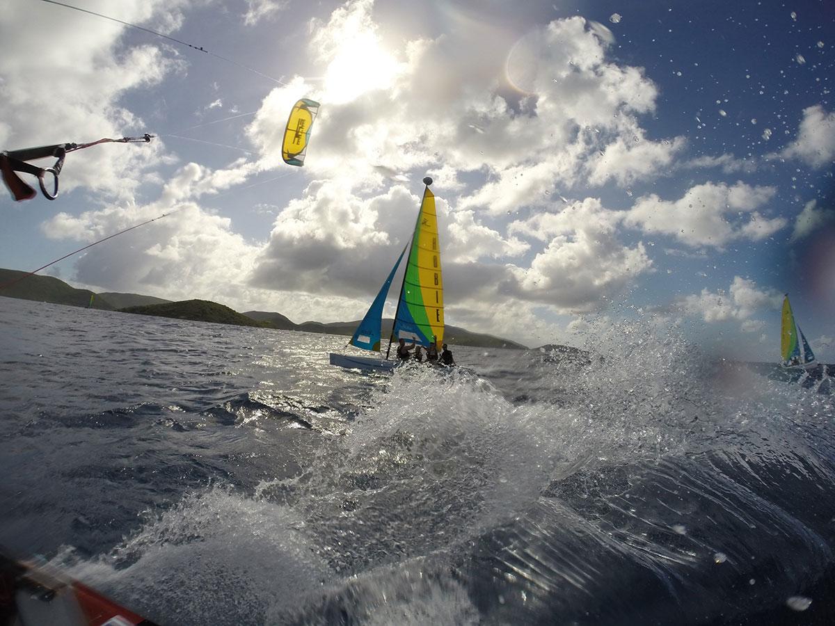 Epic Kites Kiteboarding Photos Necker Island 2014