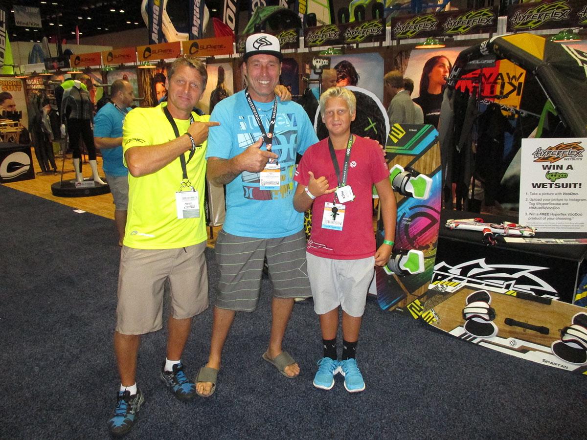 Epic Kites Kiteboarding Photos Surf Expo Orlando