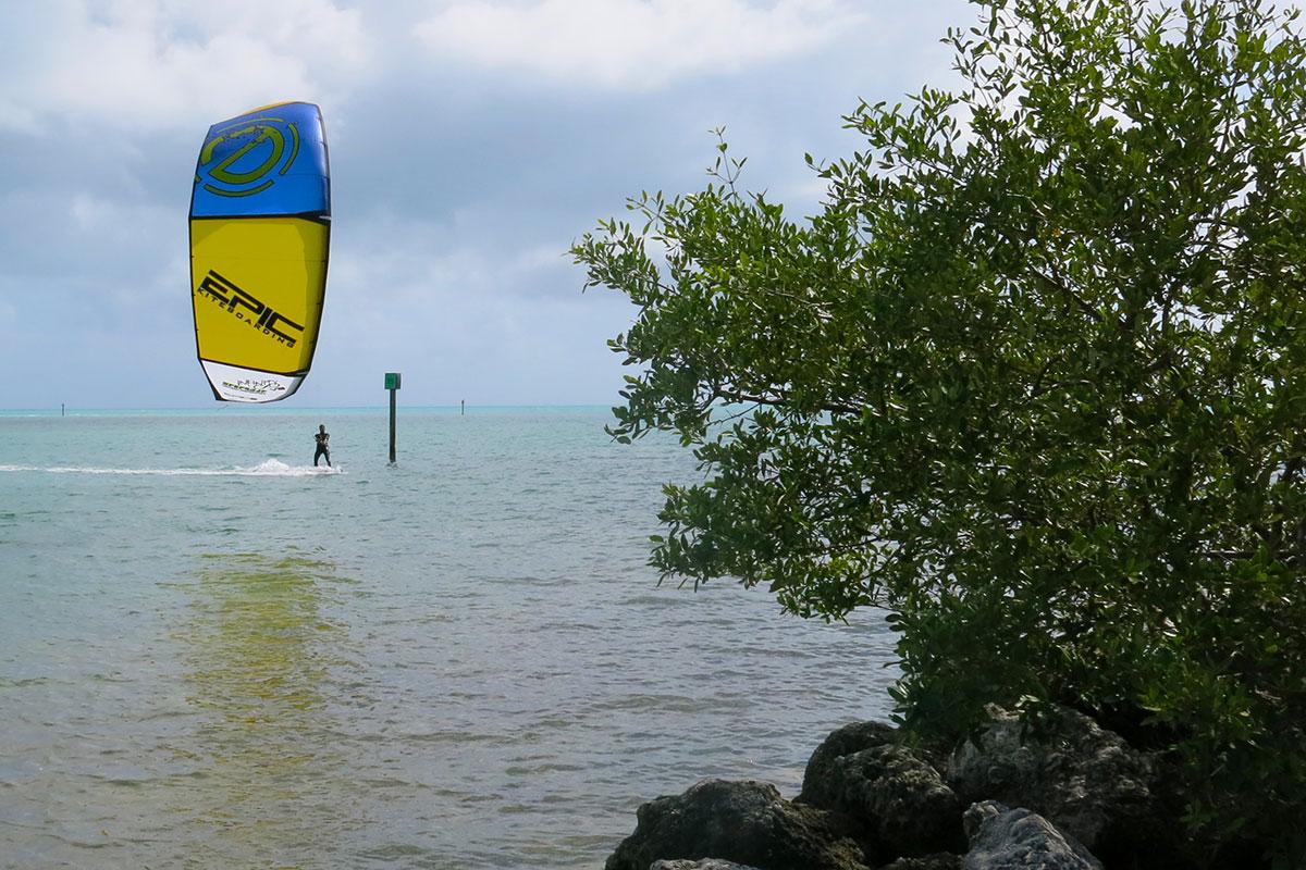 Epic Kites Kiteboarding Photos The Keys Florida Usa 2014