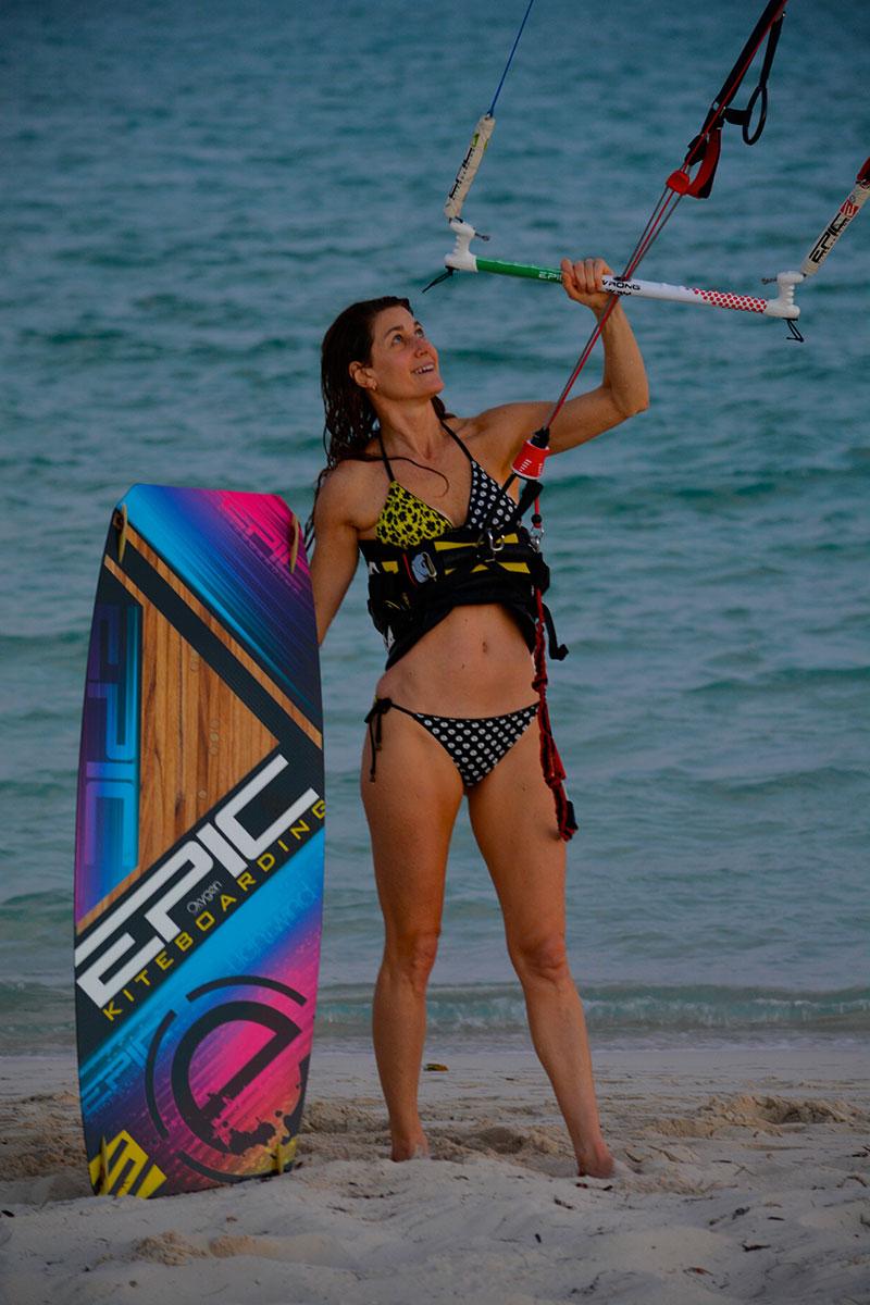 Epic Kites Kiteboarding Photos Turks And Caicos 2015