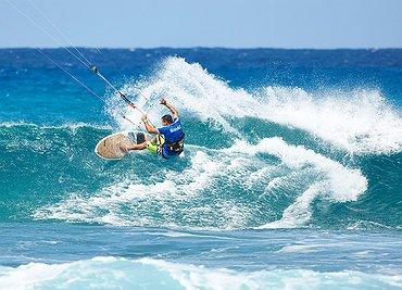 Turks and Caicos Kiteboarding 2016