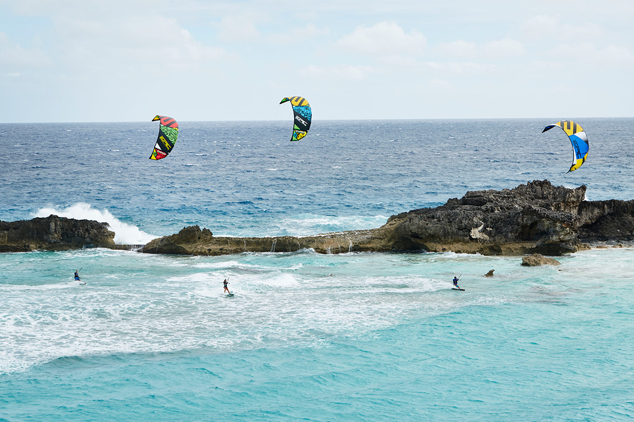 Epic Kites Kiteboarding Photos Turks And Caicos