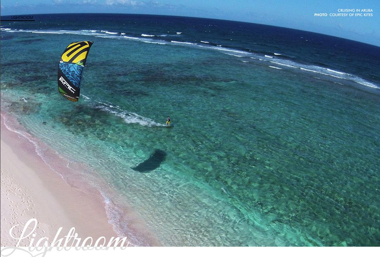 13 Year Old Cameron Maramenides Having Fun In Aruba On The Renegade 9