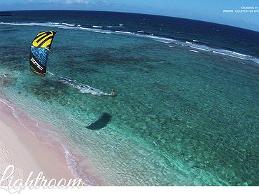 13 Year Old Cameron Maramenides Having Fun In Aruba On The Renegade 9