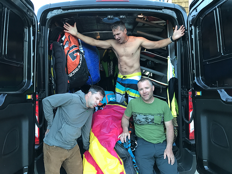 SURVIVING DIMITRI'S BOOT CAMP