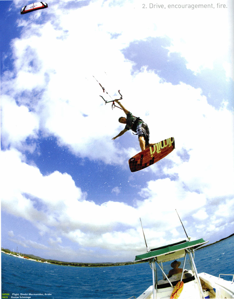 Aruba Dimitri Maramenides Flight