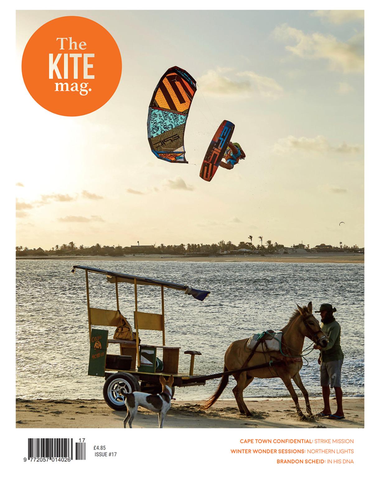 Dimitri Maramenides - The KiteMag
