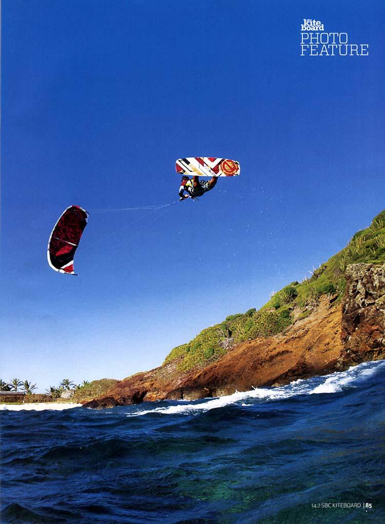 Grenadines SBC Kiteboard