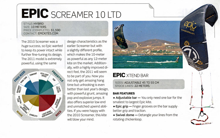 Screamer 10ltd review