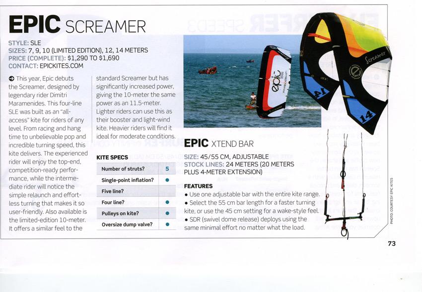 Screamer Review