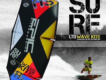 Surf LTD Wave Kite