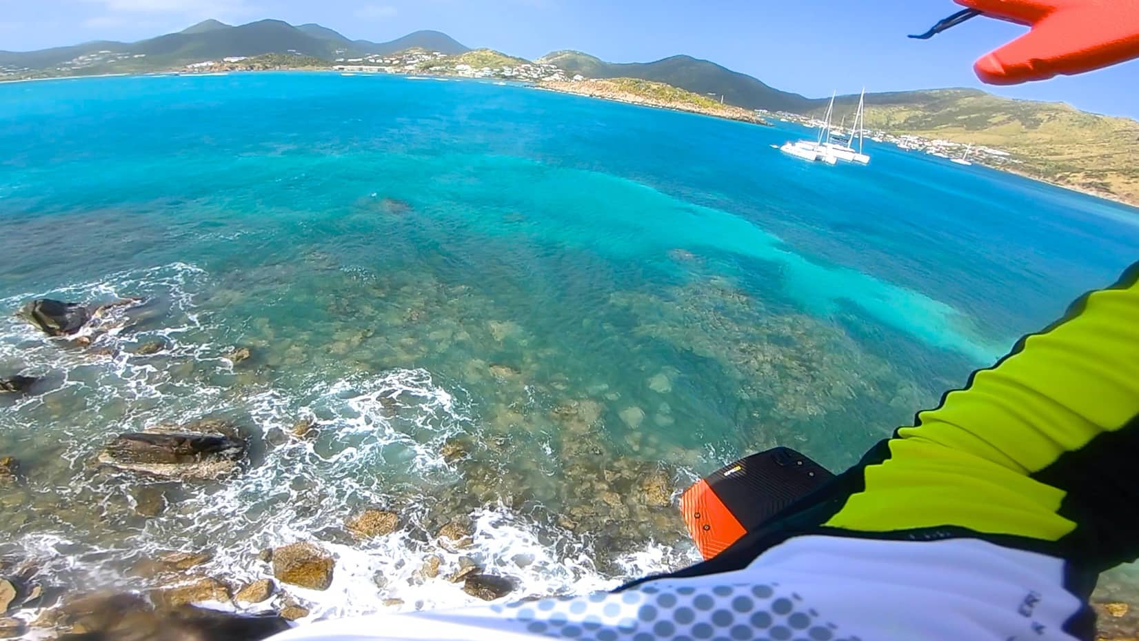 Always check with local kiters - with Epic Kites Kiteboarding