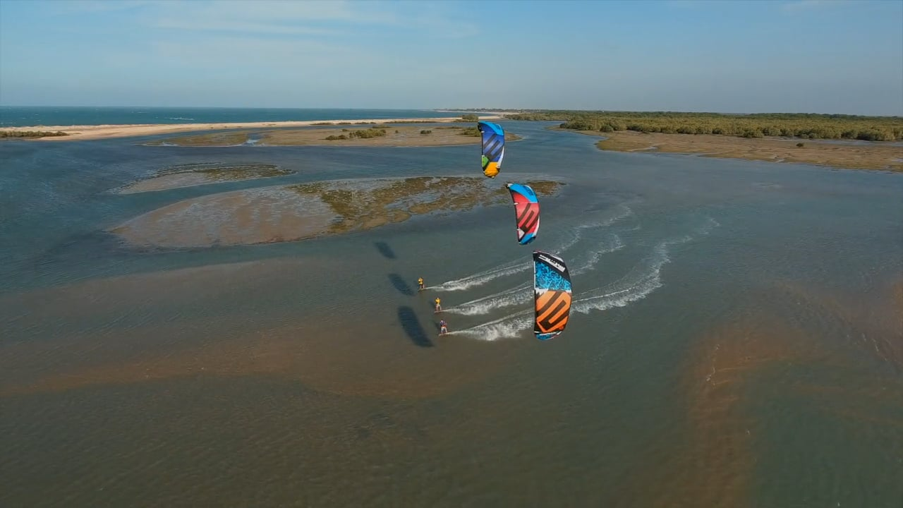 ARE WE THERE YET - with Epic Kites Kiteboarding
