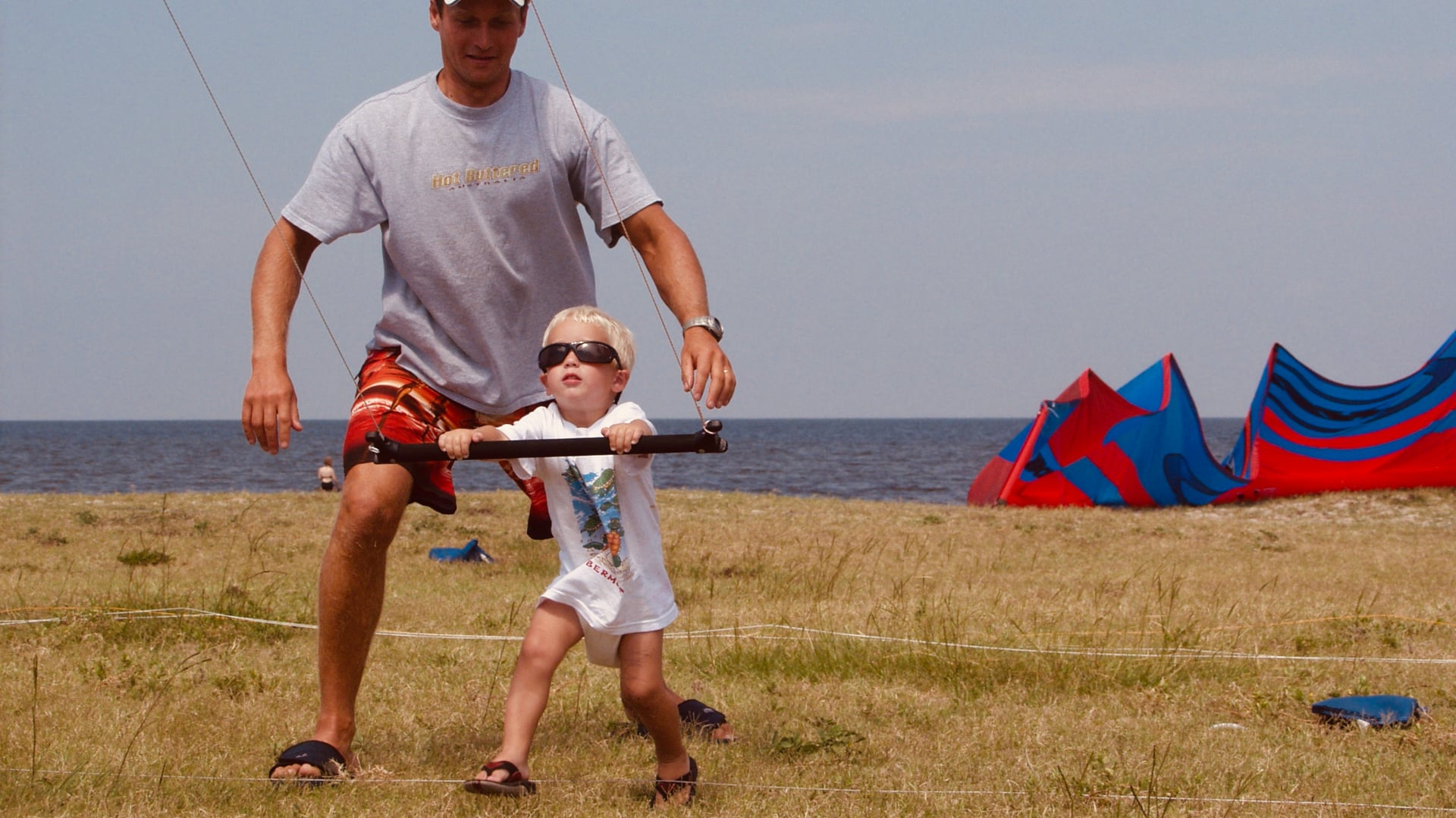 The birth of a CHAMPION - with Epic Kites Kiteboarding