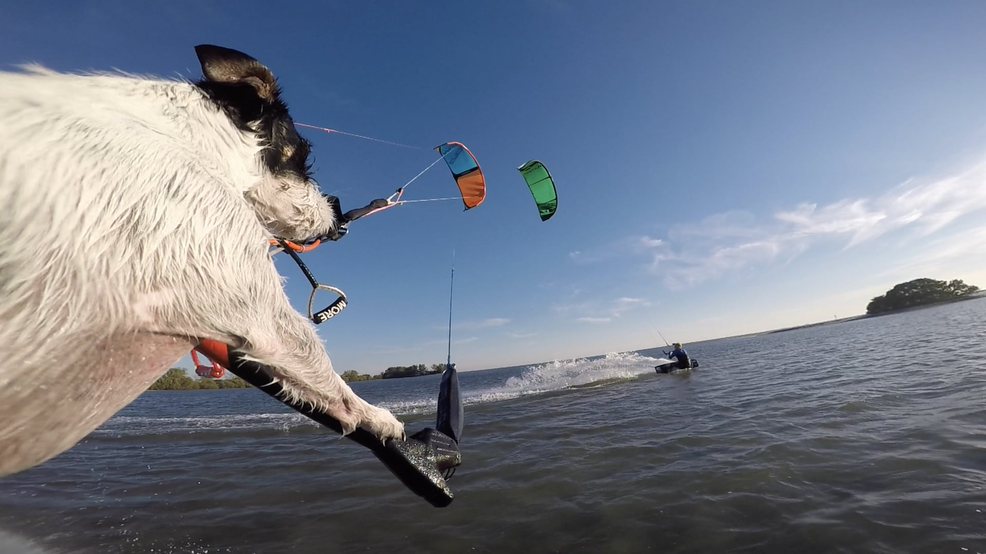 The Boys are back in town - with Epic Kites Kiteboarding