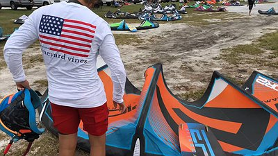 Kiters loving the new RENEGADE 6G video