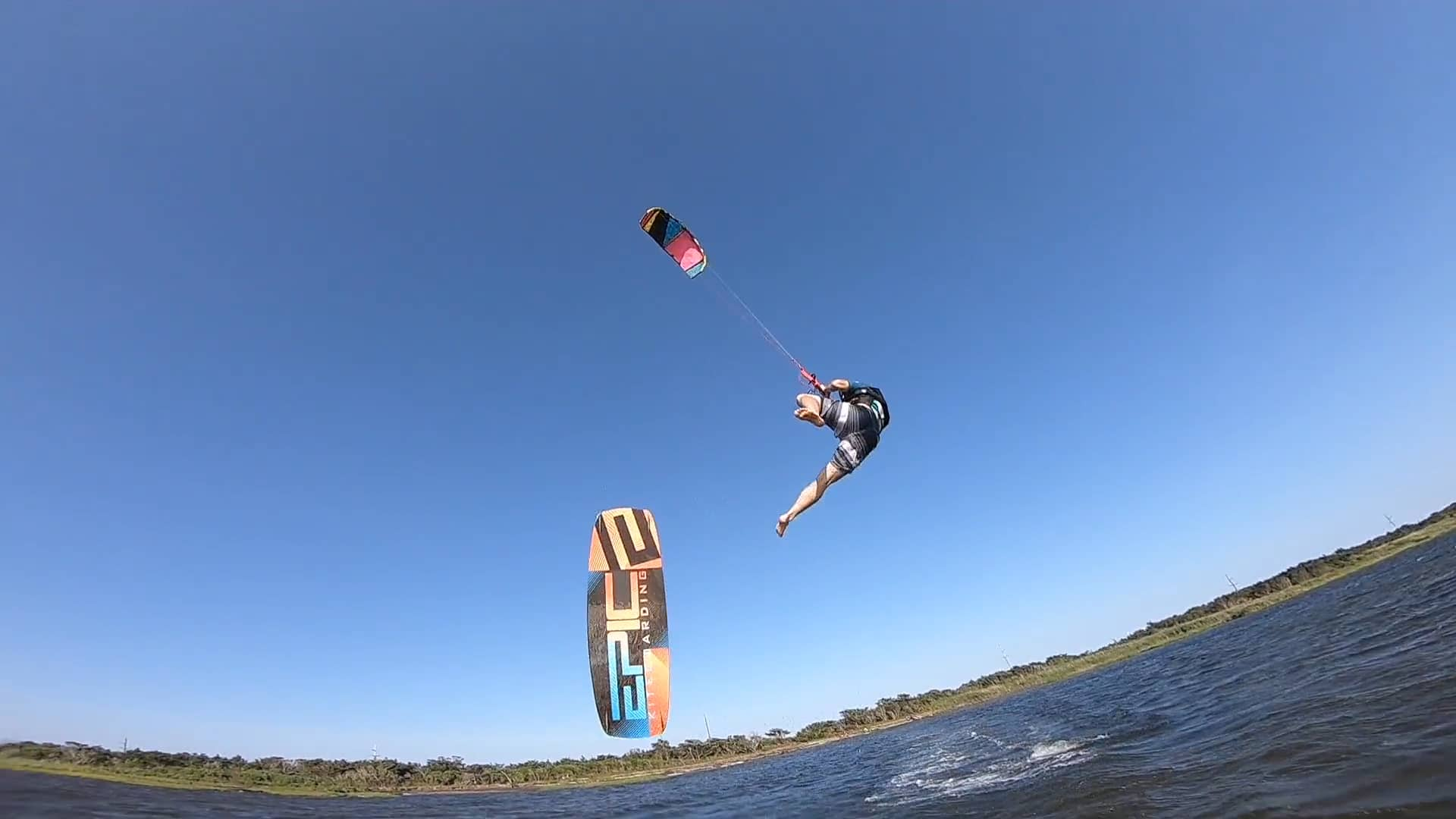 DIMITRI BOOT CAMP with Carl - with Epic Kites Kiteboarding
