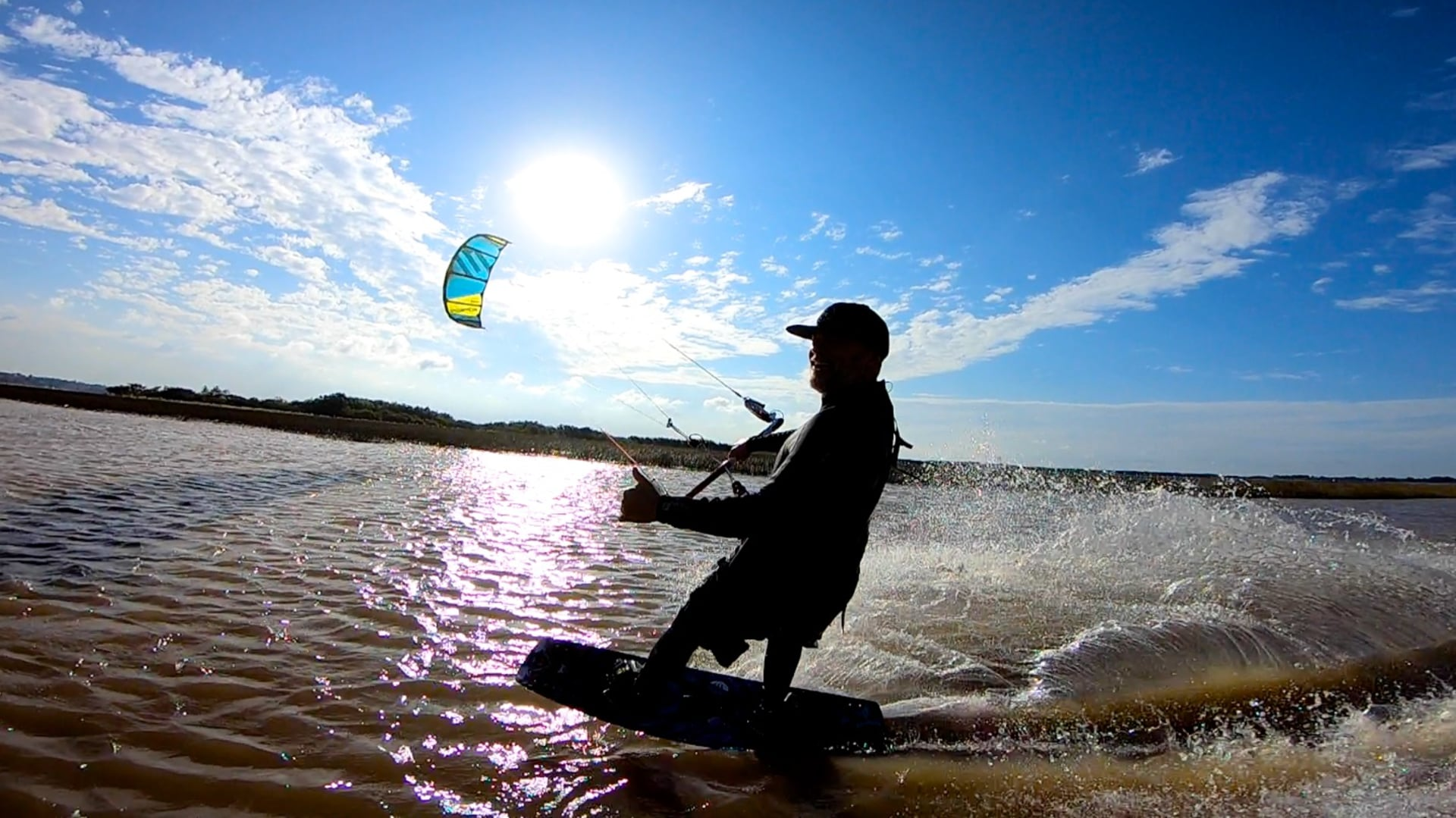 Dimitri Boot Camp with Eric K. - with Epic Kites Kiteboarding